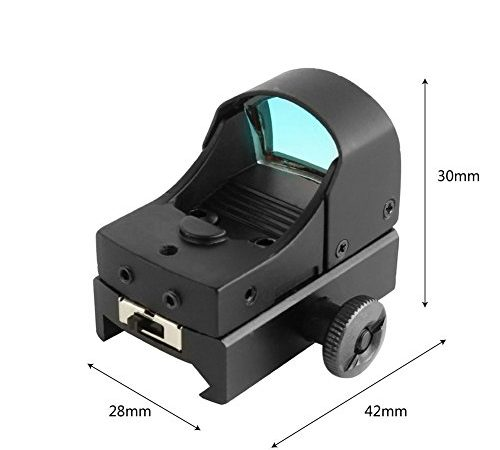 UUQ® clarity+ Mini Holographic sight review