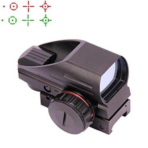 Vokul-Tactical-Multi-Optical-Coated-Holographic-Red-and-Green-Dot-Sight-Tactical-Reflex-4-Different-Reticles-0