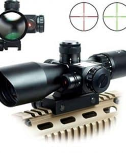 Tworld Tactical Rifle Scope 2.5-10x40