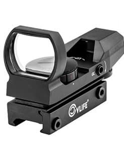 CVLIFE-1X22X33-Red-Green-Dot-Gun-Sight-Scope-Reflex-Sight-with-20mm-Rail-0