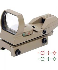 Ohuhu-Red-and-Green-Reflex-Sight-with-4-ReticlesSand-0-1