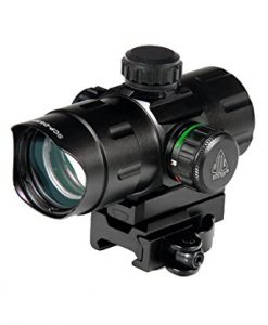 UTG-42-ITA-RedGreen-CQB-Dot-with-QD-Mount-Riser-Adaptor-0