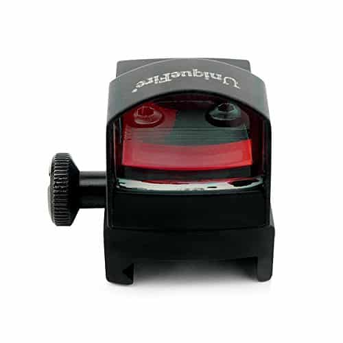 Uniquefire-Black-3MOA-Tactical-Mini-Compact-Holographic-Reflex-Micro-Red-Dot-Sight-Scope-RiflePistol-0-0