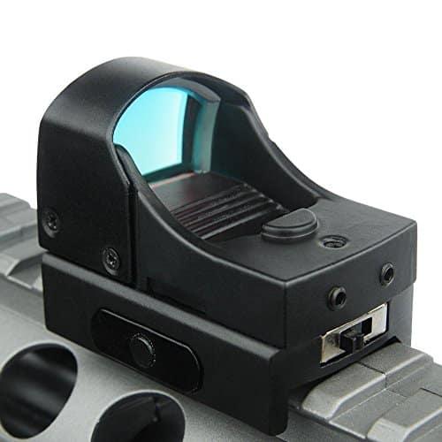 Uniquefire-Black-3MOA-Tactical-Mini-Compact-Holographic-Reflex-Micro-Red-Dot-Sight-Scope-RiflePistol-0-2