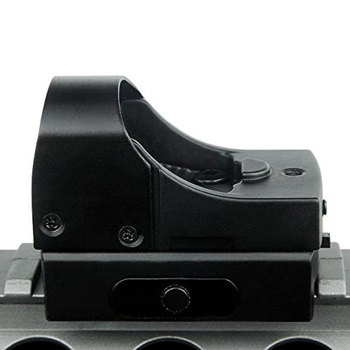 Uniquefire-Black-3MOA-Tactical-Mini-Compact-Holographic-Reflex-Micro-Red-Dot-Sight-Scope-RiflePistol-0-3