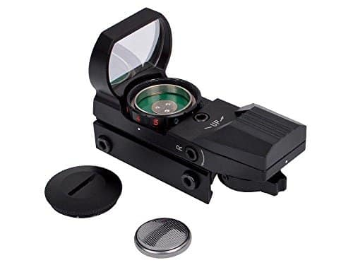Xwin-Tactical-Red-Dot-Sight-4-Reticles-Green-Red-Reflex-Sight-for-Rifle-Gun-with-Weaver-Picatinny-Rail-Mount-0-3