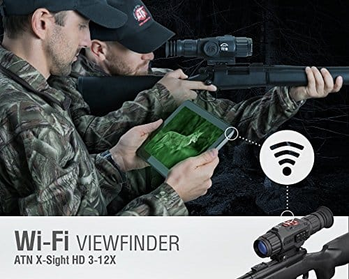 ATN-X-Sight-3-12-Smart-Riflescope-w1080p-Video-Night-Mode-WiFi-GPS-Image-Stabilization-IOS-and-Android-Apps-0-1