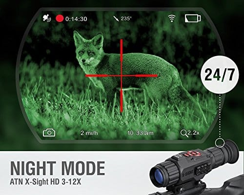 ATN-X-Sight-3-12-Smart-Riflescope-w1080p-Video-Night-Mode-WiFi-GPS-Image-Stabilization-IOS-and-Android-Apps-0-2