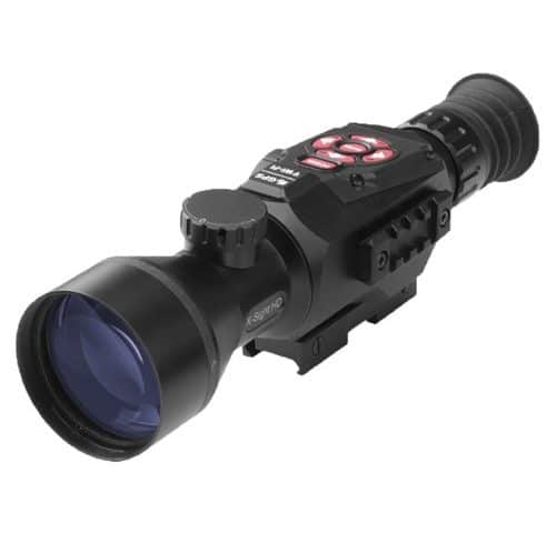 ATN-X-Sight-II-5-20 rifle scope review