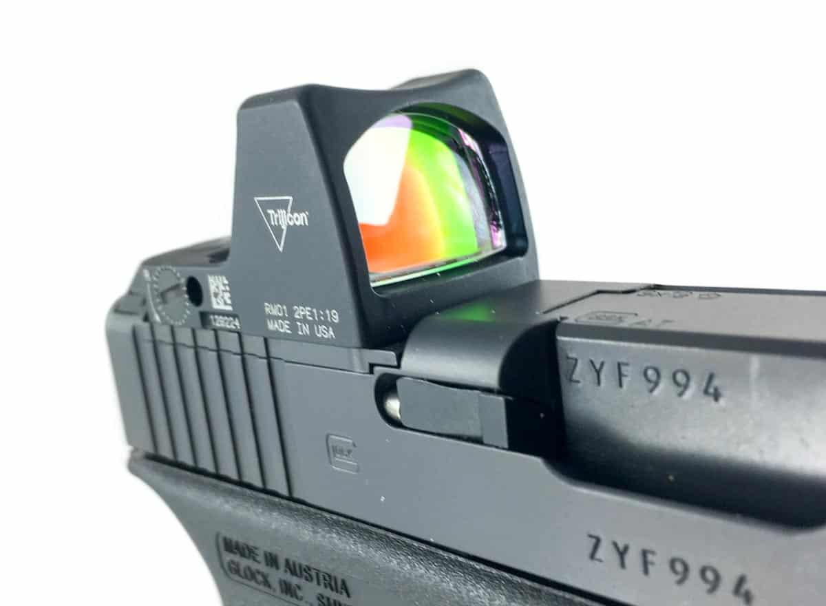 Sights for glock