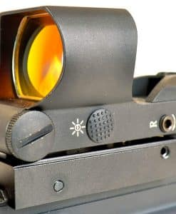 Ozark Armament Reflex Sight - Rail Mount Co-Witness with Large Sun